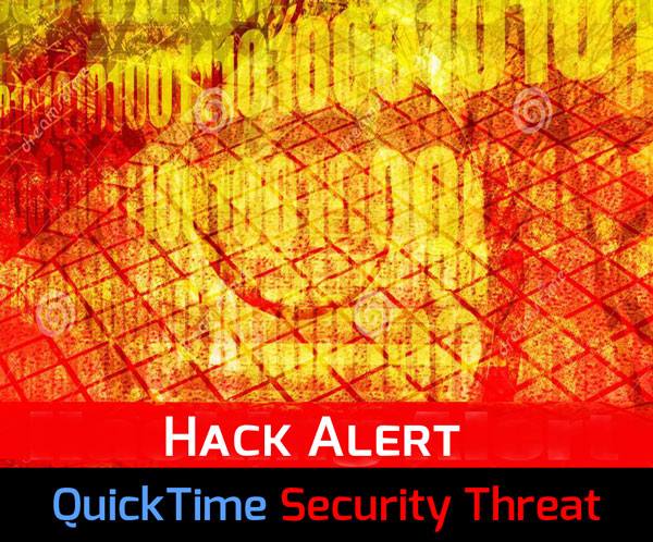 QuickTime Security Threat